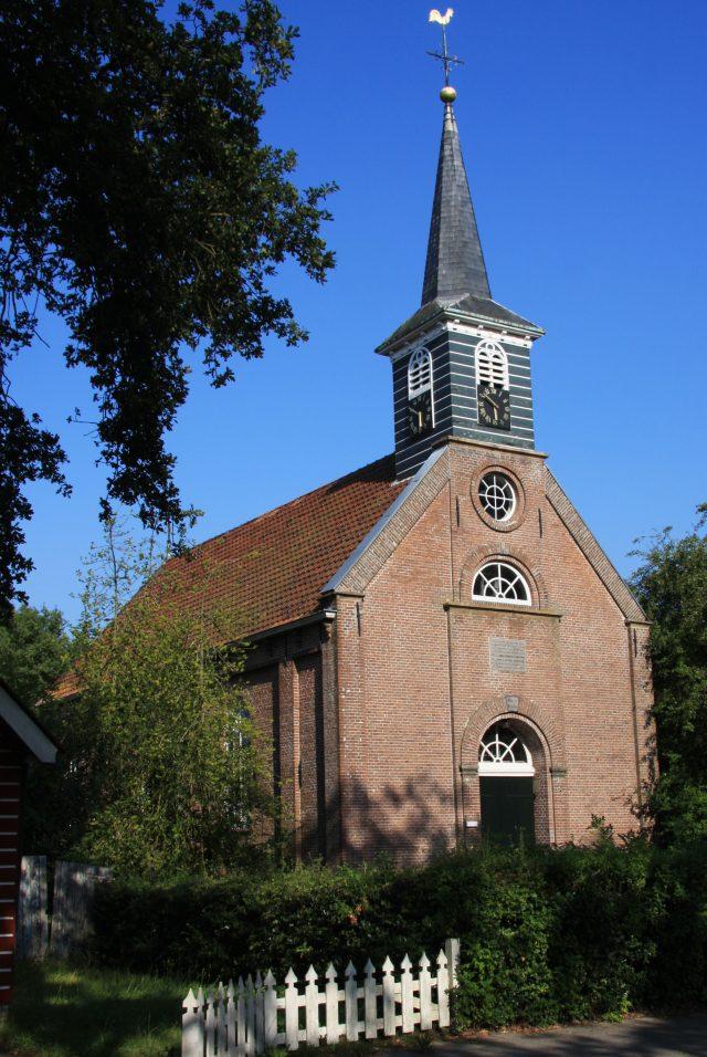 Zondag laatste dienst in Hervormde kerk (update ...
