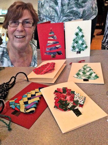 Mary heeft 6 kaarten geproduceert. Een uitzonderlijke prestatie.